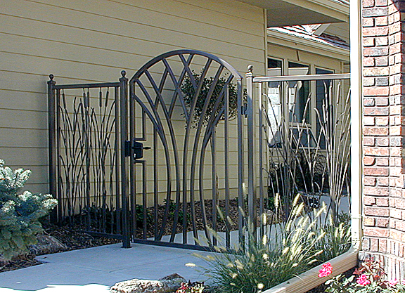Iron Archives S Amp W Fence Inc