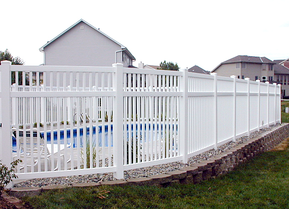 6 Vinyl Fencing Archives S Amp W Fence Inc